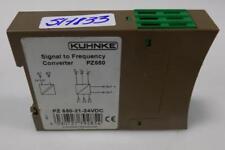 KUHNKE SINGAL CONVERTER PZ650-21-24VDC