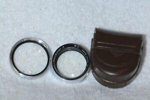 Rolleiflex Rolleinar 3 Close-Up Filter Bay-2 with Case
