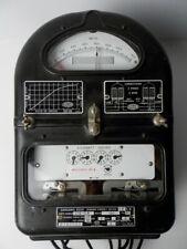 Sangamo Historic 1935 WattHour Meter Norad Radar Base/Cariboo Wagon Road 120 VLT