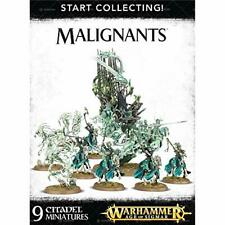 MALIGNANTS Collectible Mini Action Toy Figures Kit from WARHAMMER Age of Sigmar