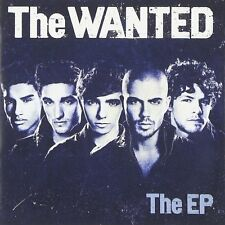 THE WANTED : EP (CD) Sealed