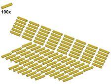 Lego Technic Technique 5 pcs Axe 3 L Jaune 4519 Yellow 6130007 nouveau