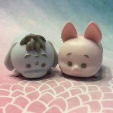 Disney Tsum Tsum Stack Vinyl Miss Eeyore and Piglet Pastel Parade Easter LARGE