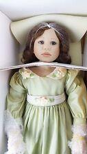 "Elite Dolls Christine Orange ""Beth"" 32"" Tall Doll - Porcelain Collection 172"