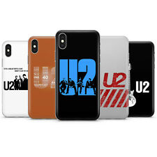 U2 PHONE CASE COVER FOR IPHONE 5 6 7 8 X 11