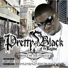 Pretty Black - Prince of the Streets [New CD] Explicit