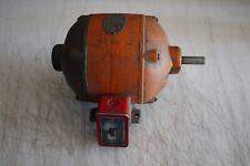 LARGE ANTIQUE EMERALD ELECTRIC MOTOR, 1/2 HP, 1750 RPM, 3PH, Frame 770  # B63409