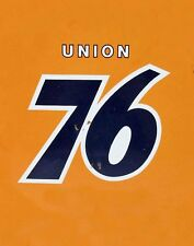 """TIN SIGN """"Union 76"""" Gas Oil  Signs  Rustic Wall Decor"""