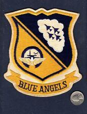"Original 6"" US NAVY BLUE ANGELS FLIGHT DEMO TEAM A-4 Skyhawk Squadron Patch"