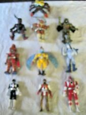 Mighty Morphin Power Ranger Lot ~ Monsters & Action Figure (1993-1995) Vintage