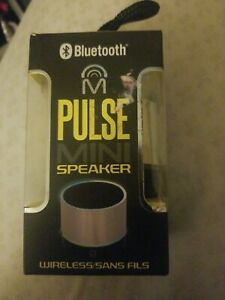Bluetooth Pulse Mini Speaker wireless with LED Lights NEW Fast Shipping !