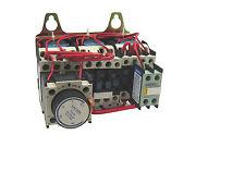 11kw Star Delta motor starter - 415 Volt Control Coils
