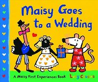 Maisy Goes to a Wedding, Paperback by Cousins, Lucy, Brand New, Free shipping...