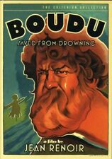 Boudu Saved from Drowning [Criterion Collection] (2005, DVD NEUF)