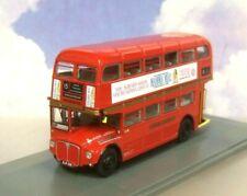 CORGI 1/76 AEC ROUTEMASTER LONDON TRANSPORT RT15 TRAFALGAR SQ MAMMA MIA OM46316B