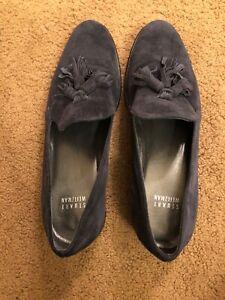 Stuart Weitzman Size 8 Tassled Loafers