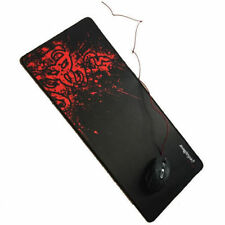 Red 700*300*3MM Rubber Razer Goliathus Mantis Speed Game Mouse Pad Mat Size XL