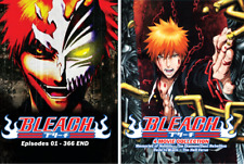 bleach complete series movies eng dub