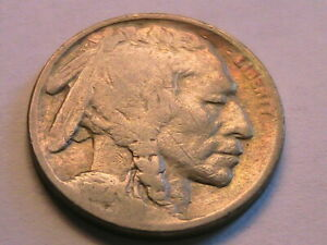 1914-P Buffalo Nickel Nice Good (G) Attractive Lite Tone Indian Head 5C USA Coin