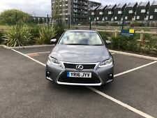 Lexus CT200h advance ctv