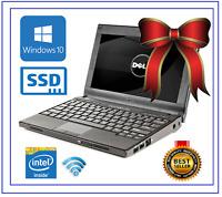 Dell Latitude 2120 | 120GB SSD | Win10 Pro64 | Intel Atom N550 | 2GB | Mini