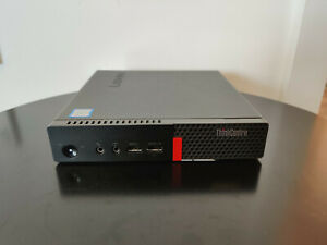 Lenovo ThinkCentre M910q Mini PC i5-6500T, 8GB RAM, 128GB SSD, WIN10