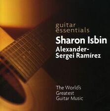 Alexander-Sergei Ram rez - Guitar Essentials [New CD]