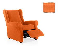 Funda de sillon relax Vulcano Naranja