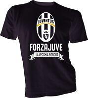 Juventus FC Jersey Italy Italia Soccer Football Calcio T Tee Shirt Team Sports