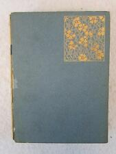 THE POETICAL WORKS OF OSCAR WILDE 1908 Thomas B. Mosher, Maine 1/750 Copies