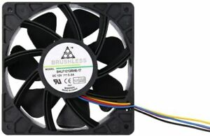 Antminer Bitmain 7500RPM Dual Ball Bearing 4-pin Connector Replacement FAN 5.0A