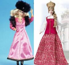 Barbie Dolls of the World Princess of Imperial Russian & Russian Barbie