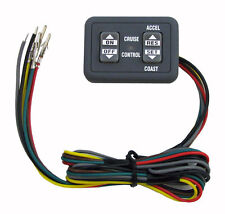 Audiovox CCS-100 Cruise control Replacement Switch Waterproof