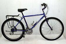 "Novara Arriba Vintage Mtb Bike 17.5"" Medium Hardtail Rigid Shimano Sis Charity!"