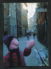 Posted 1990: Greetings Card to Craig Shergold: Kalika: Sweden