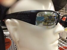 Stihl Black Wrap Frame Sun & Safety Glasses with Mirror Lens 7010 884 0370