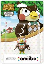 NINTENDO AMIIBO Animal Crossing Blatero Character Figure IT IMPORT NINTENDO