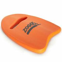 Zoggs Junior Kickboard For Swim Training And Pool Confidence Swimming Orange