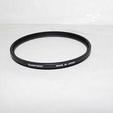 Quantaray Digital UV 72mm Lens Filter Made in Japan S232641