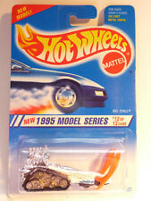 HOT WHEELS 1995 MODEL SERIES BIG CHILL ORANGE