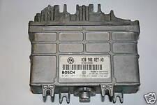 VW POLO MK4 BOSCH AUTO AEX ENGINE CONTROL UNIT ECU 030 906 027 AB 030906027AB