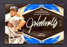 2019 Topps Five Star Silver Signatures John Smoltz Autograph Card #d/20 Braves
