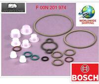 BOSCH CDI CRD CRDI Common Rail Fuel Pump Repair Kit. Seals - F 00N 201 974