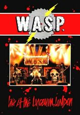 "Wasp Blackie Lawless ""1984 Live In London"" Stand-Up Display - Shock Rock Metal"