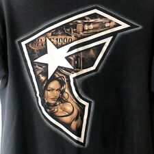Famous Stars And Straps Tattoo  Pin up Lady Since 1999  Shirt Black Size M