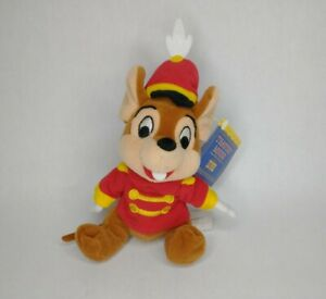 Vintage 1998 Disney Timothy Mouse Dumbo Open House Event Exclusive