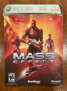Mass Effect -- Limited Collector's Edition (Microsoft Xbox 360, 2007)