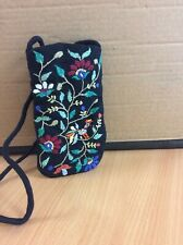 Indian made mobile phone or glasses bag