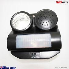 Repeller Bats Bird Animal PIR Motion Activa Repellent Sound Flashlight 93010001