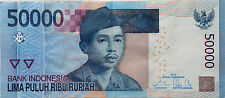 Indonesia 50000 Rupiah 2015 CWG 503017